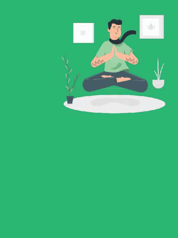 Học thiền khí công - bí quyết nâng cao sức khỏe online | Edumall Việt Nam