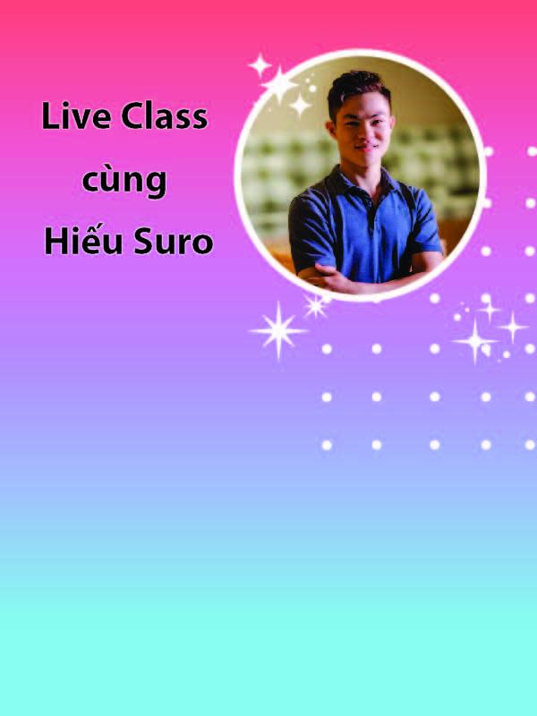 Học shopee live class - hiếu suro: bí quyết nghìn đơn, tăng doanh thu vượt bậc online | Edumall Việt Nam