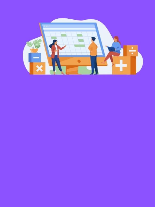 Học kế toán tổng hợp trên phần mềm excel online   Edumall Việt Nam