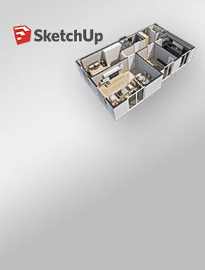 เรียน สร้างโมเดล 3D ด้วย SketchUp ฉบับเข้าใจง่าย - ที่ดีที่สุด 2021 | Edumall Thailand