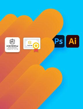 เรียน สุดยอดเทคนิคสร้างผลงานให้โดดเด่นด้วย Photoshop & Illustrator - ที่ดีที่สุด 2021 | Edumall Thailand